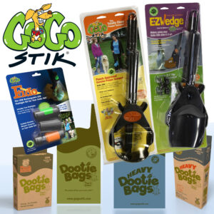 GoGo Stik Products Packaging