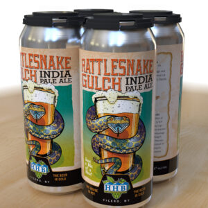 Hot House Brewing Beer Labels